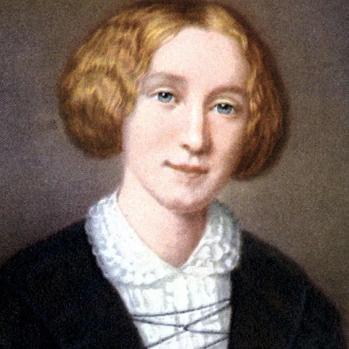 Sophie and the Sibil - George Eliot's later life reimagined